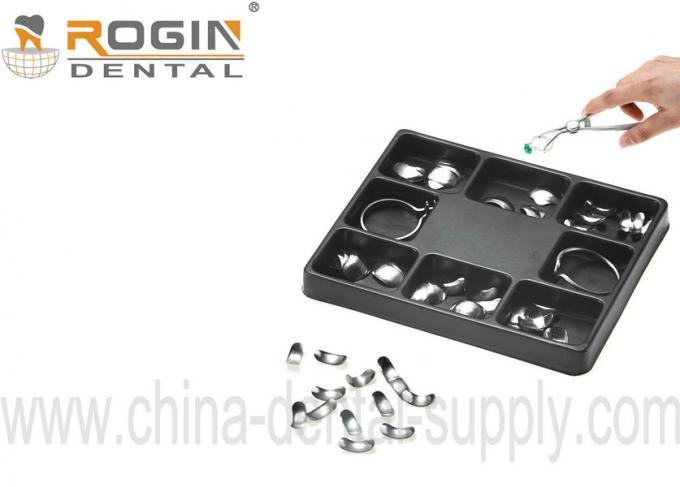 Silicone Rubber Dental Sectional Matrix System