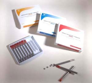 China Dental Endodontic Materials Amalgam Tablets supplier