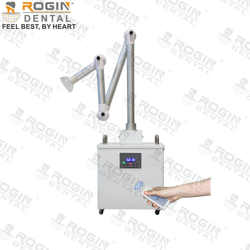 Dental Oral External Aerosol Suction 350W Strong Suction Machine with Remote Control