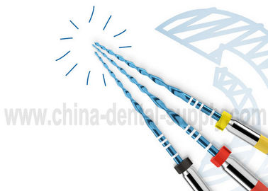 China Recip-one Files Blue For Dentist In Root Canal Treatment With CE / ISO / FDA Certificates In Endodontics factory